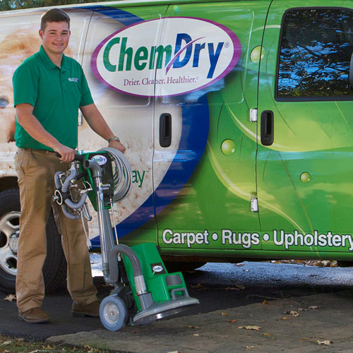 Trust Chem-Dry for your carpet and upholstery cleaning service needs in Stockton